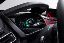 Bosch 3D Dashboard Display