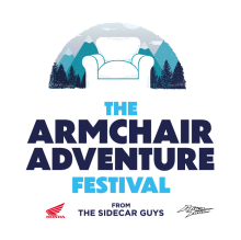 The Armchair Adventure Festival kicks off today