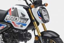Honda 2022 America updates inc Grom