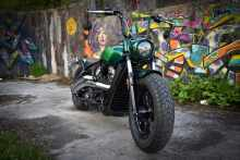 Indian Motorcycle Project Scout £3k Challenge winner crowned