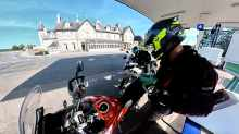 90 percent of bikers would reject a ban on petrol motorcycles